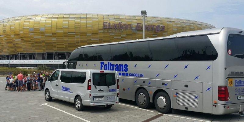 Wynajem autokarów, busów - FOLTRANS